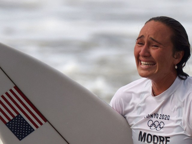 A Native Hawaiian Won The First Olympic Gold For Surfing