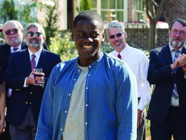 Nominating 'Get Out' for Best Comedy Has to Be a Sick Joke