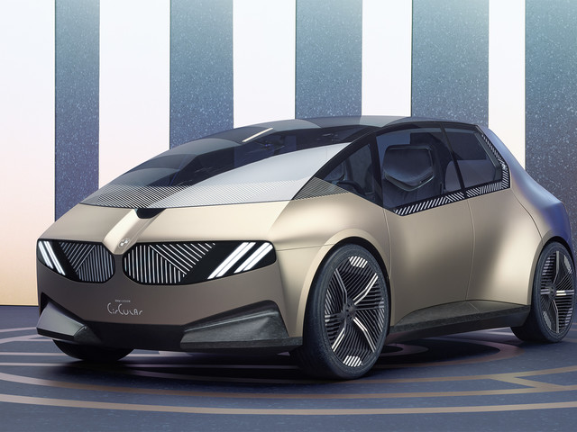Automakers dial up the wattage on the future of EVs at Munich's auto show
