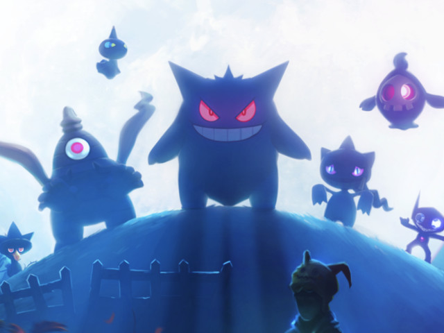 Images hidden in Pokémon GO suggest new Pokémon might appear around Halloween