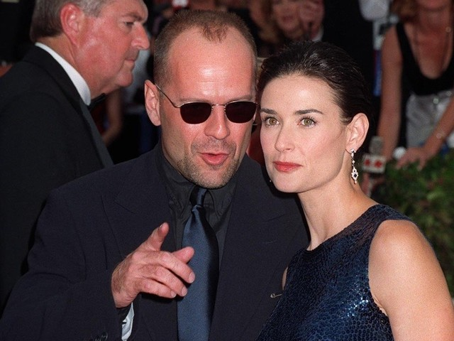 Report: Demi Moore Wants To Win Back Bruce Willis