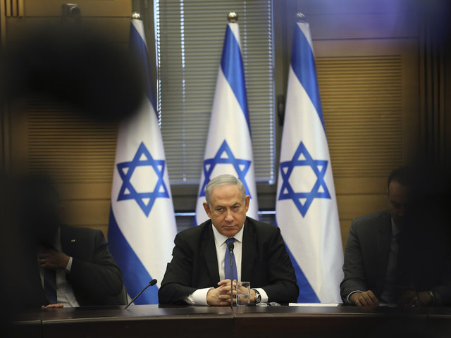Israel PM Netanyahu indicted for corruption
