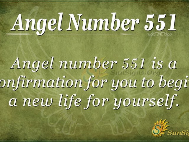 Angel Number 551 Meaning: Re-Evaluate Your Life