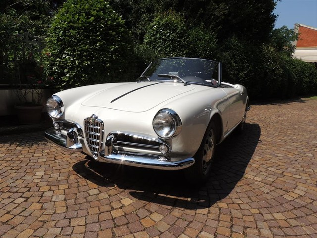 1957 Alfa-Romeo Giulietta