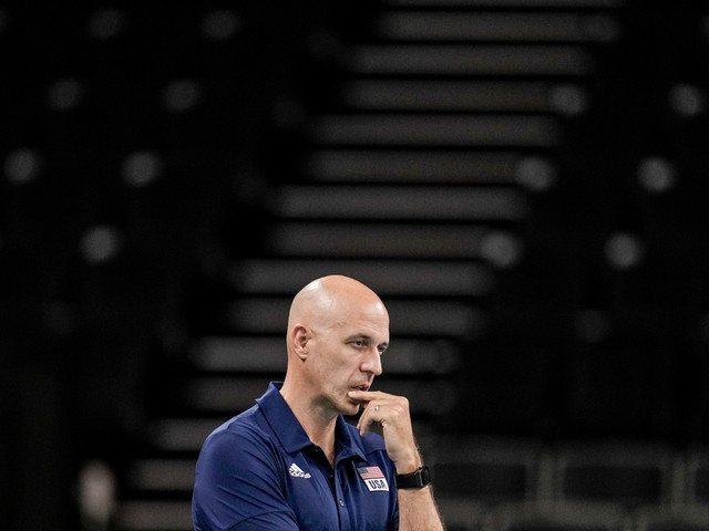 Frustration mounts for US men's volleyball after 2nd loss