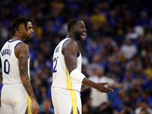 Draymond Green Uncomfortable Talking About Kobe Bryant