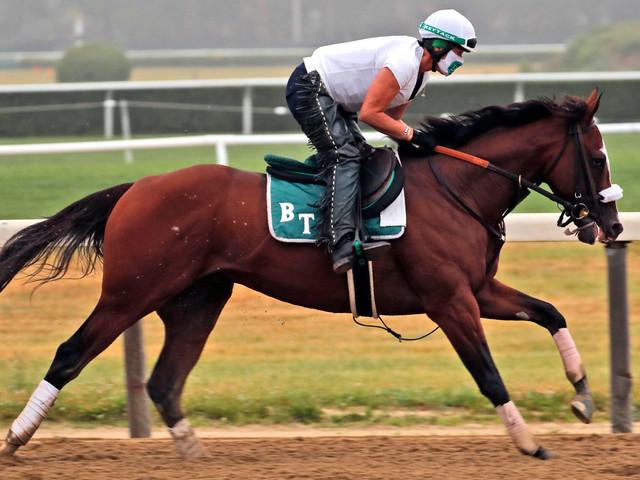 Belmont is now first Triple Crown race in this coronavirus era