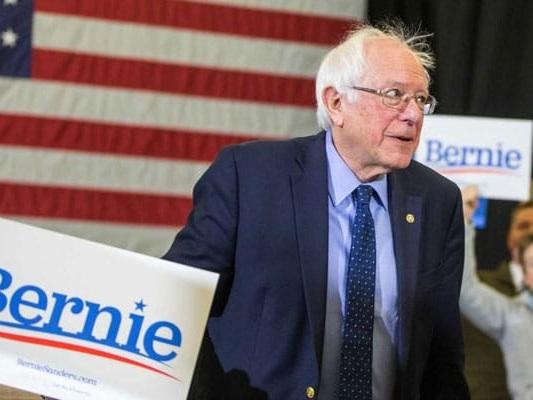 Bernie Sanders Seeks US Voters On Live-Streaming Gaming Site