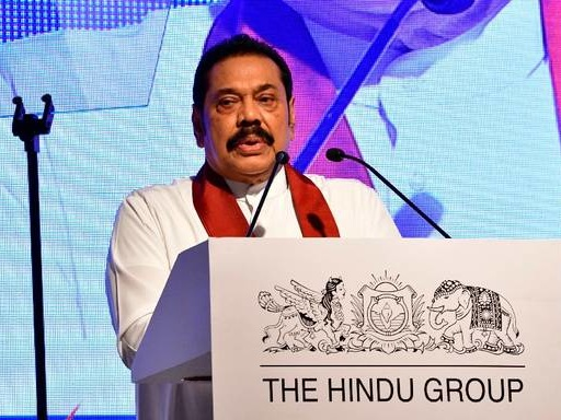 Watch: Mahinda Rajapaksha on India-Sri Lanka relations, political scenario in Sri Lanka and more