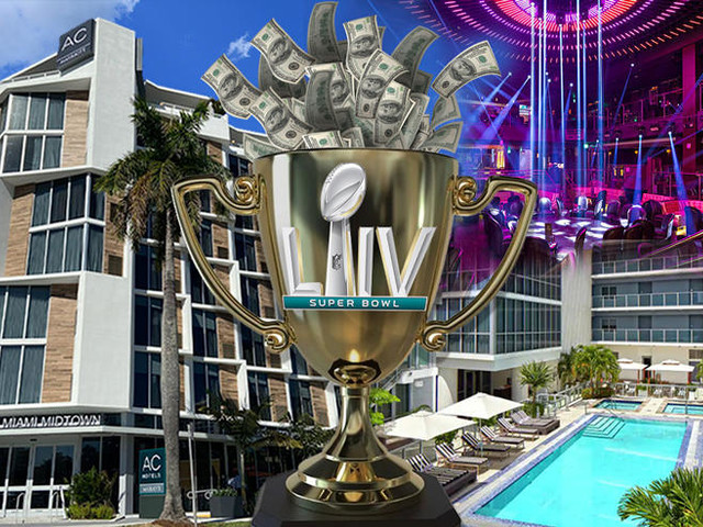 $1K a night, easy: South Florida hotels score high rates for Super Bowl LIV