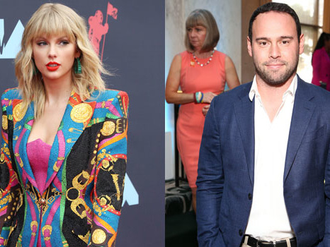 Taylor Swift Accuses Scooter Braun Of Not Allowing Her To Perform Old Songs At AMAs: 'This Is Wrong'