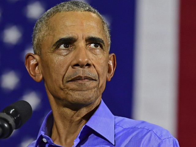 Obama implores voters to 'restore some sanity' in midterms: 'This is not normal what we're seeing'
