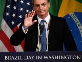 Brazil's Bolsonaro talks up a friendlier approach to US