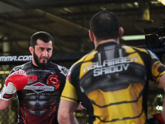 First KSW 52 trailer based around Mamed Khalidov's recent legal allegations
