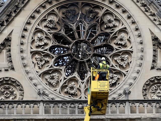 Paris needs more carpenters to rebuild Notre Dame