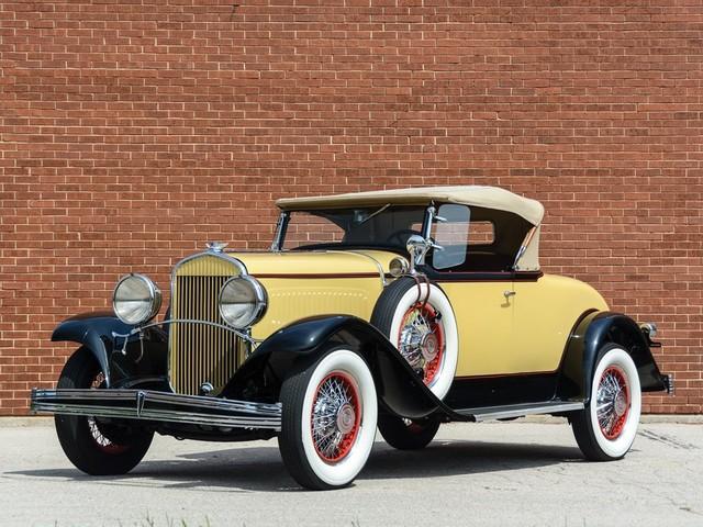 1929 Chrysler Model--75