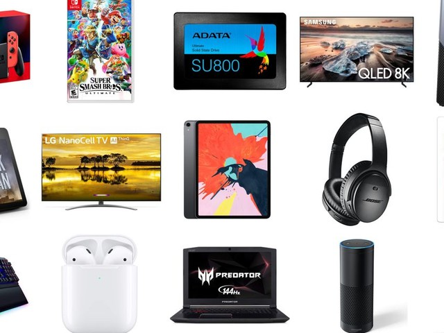 Nintendo Switch, Bose QuietComfort 35 II, Dell Inspiron gaming desktop, iPad Pro, and more deals for Sept. 8