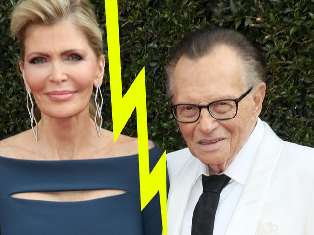 Larry King Files for Divorce From Wife Shawn After Nearly 22 Years of Marriage
