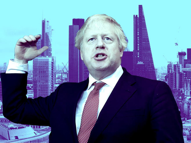 London sees flurry of commercial deals after Boris Johnson win