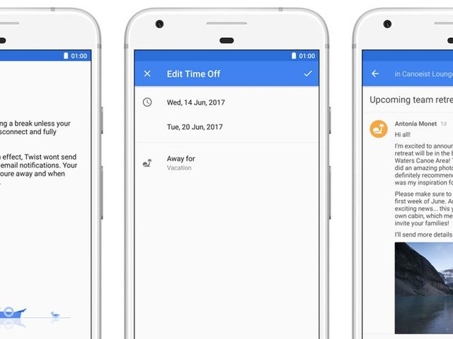 Todoist developer launches Twist, a team messaging system that's a cross between Slack and email [Video]