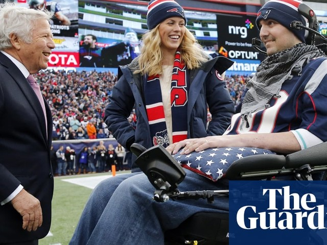 Pete Frates, baseball player and inspiration for ice bucket challenge, dies at 34