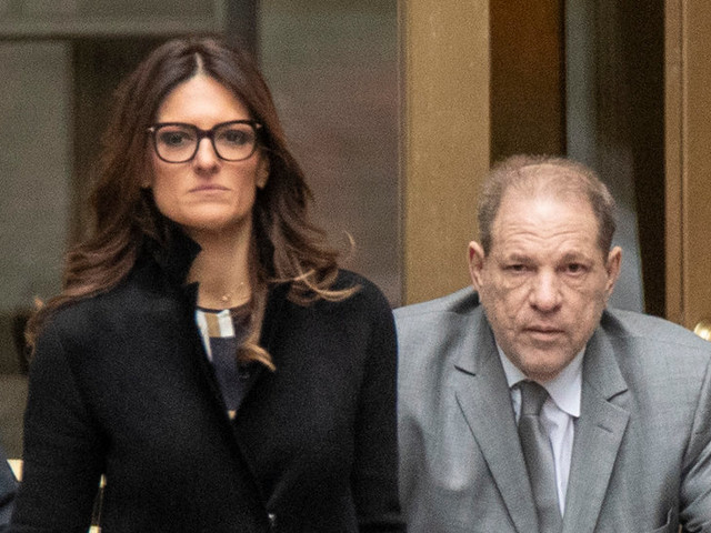 She's Harvey Weinstein's Lawyer, and She Thinks #MeToo Is 'Dangerous'