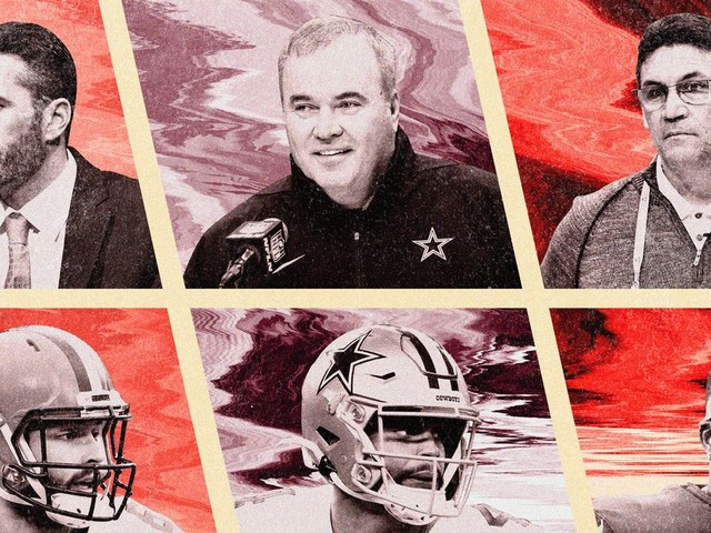 The Biggest Question for Each of the NFL's New Head Coach–QB Pairings