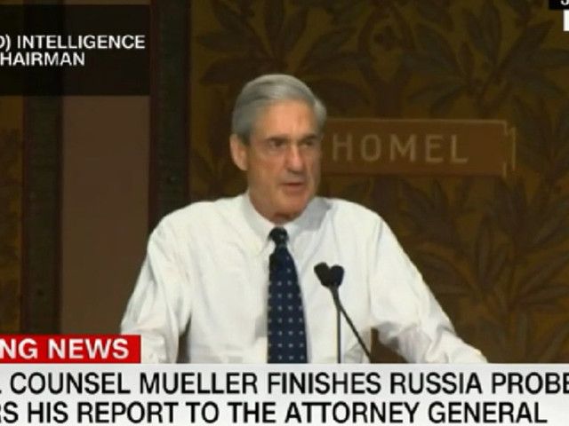 Adam Schiff is already talking about a subpoena for Robert Mueller