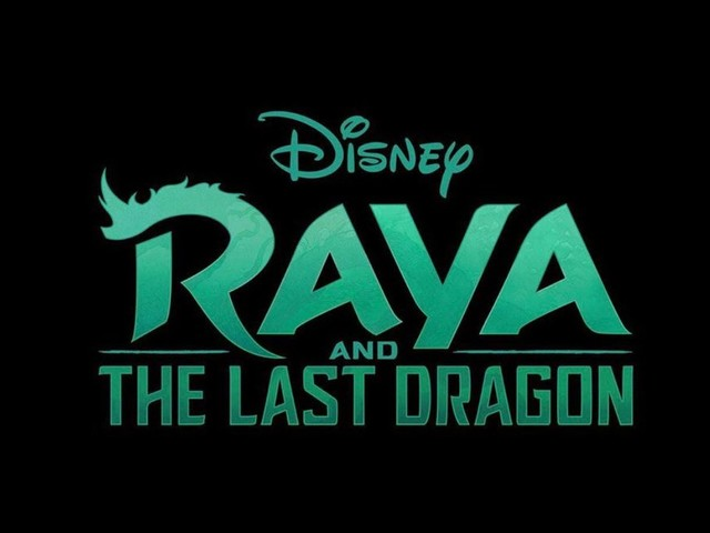 New Logo and Concept Art Released at D23 Expo for Raya and the Last Dragon