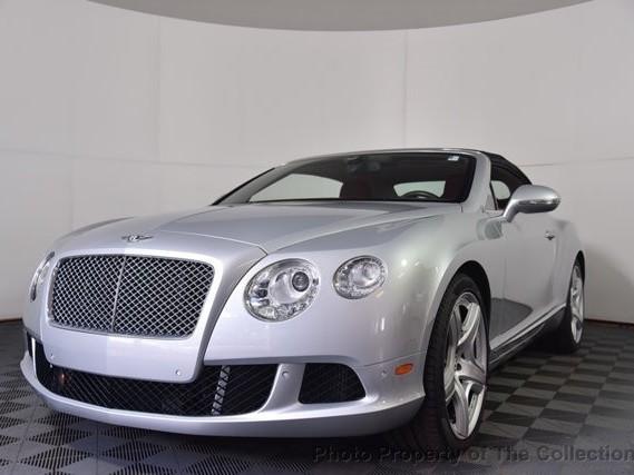 2012 Bentley Continental--GTC 2dr Convertible