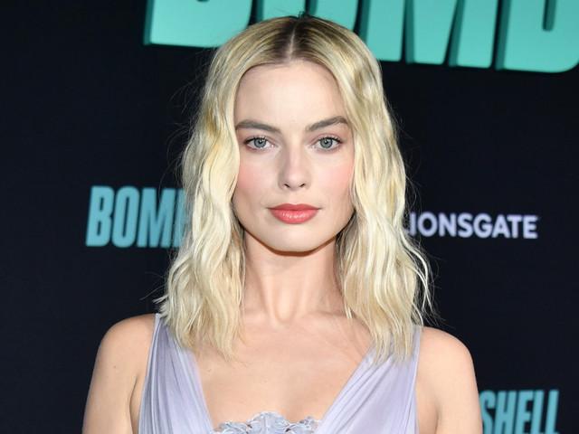 Margot Robbie Created a Secret Twitter Account for 'Bombshell' Prep
