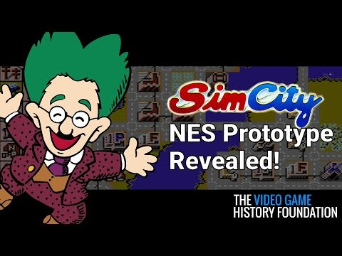 Lost NES Version Of SimCity Resurfaces After Decades