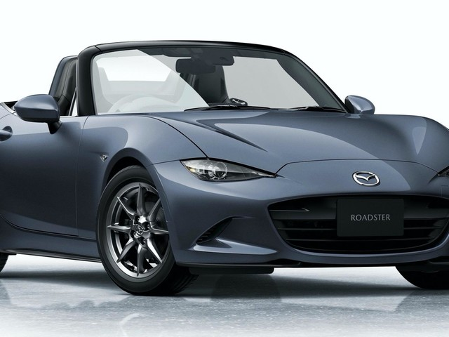 Mazda MX-5 Adds Tasty Updates For 2020MY, Including Gorgeous Polymetal Grey Paint