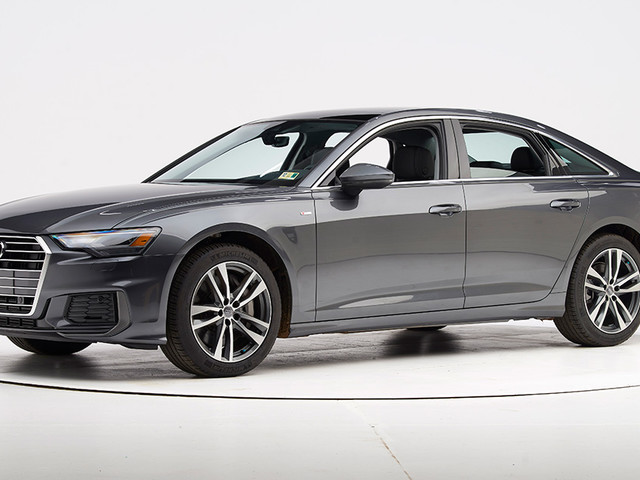 Audi A6 and Q8 earn safety awards