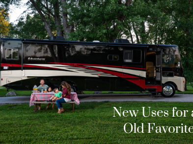 Winnebago: New Uses For An Old Favorite