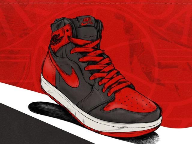 How the Air Jordan 1 Became the Sneaker King