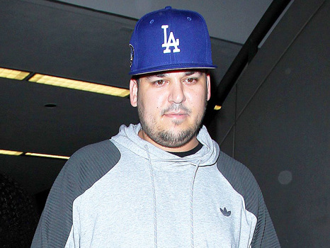 Rob Kardashian Shares Adorable Video Of Dream, 3, Trying To Sing 'Old Town Road' — Watch