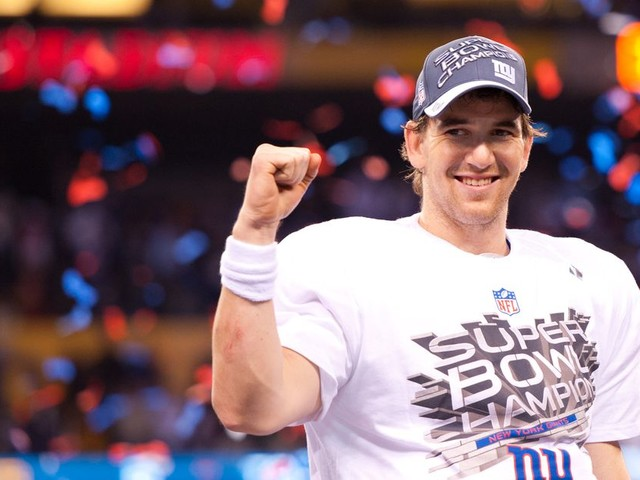 Eli Manning is the best Super Bowl QB who was mediocre otherwise
