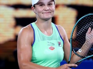 The Barty gets started with a comeback win at Aussie Open