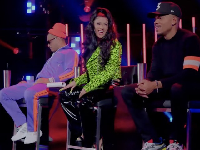 Cardi B, Chance the Rapper, and T.I. Look for Hip-Hop's Next Star in the Rhythm + Flow Teaser