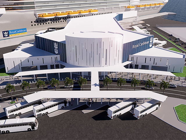 Royal Caribbean agrees to deal with Port of Galveston to build new cruise terminal