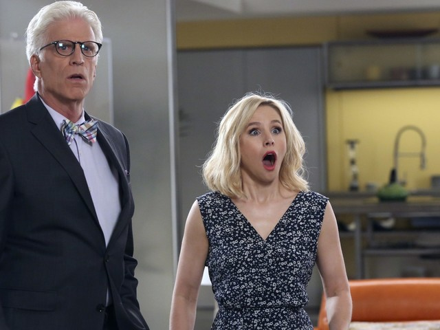'The Good Place' director on why it's tough to be good
