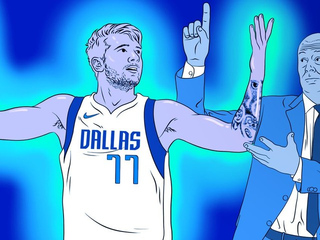 How the Mavericks Unlocked Luka Doncic's MVP Potential