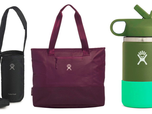 Hydro Flask starting at $9.95 + Extra 15% off + Free Shipping on $40+ Orders at Zulily