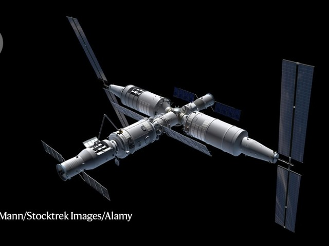 China's space station is preparing to host 1,000 scientific experiments