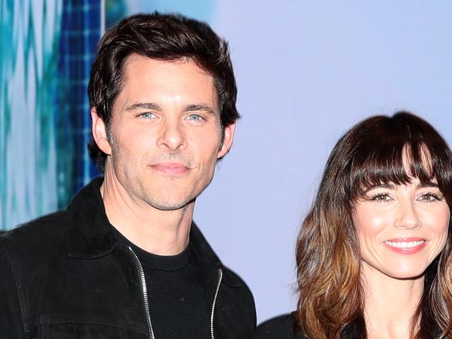 James Marsden & Linda Cardellini Promote 'Dead to Me' Ahead of Awards Season!