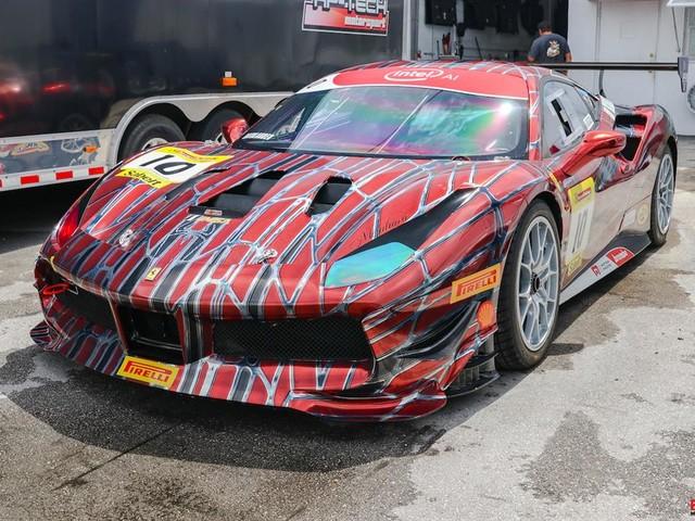 2017 Ferrari 488--Challenge