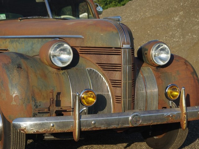 At what point should an unrestored car be restored?