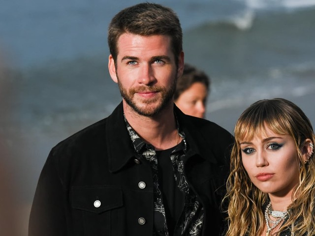"Liam Hemsworth Wishes Miley Cyrus ""Nothing but Health and Happiness"" Following Split"