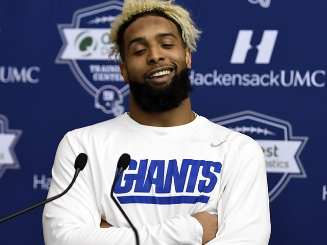 5 questions Odell Beckham Jr. can answer now that he's back with Big Blue for mini-camp